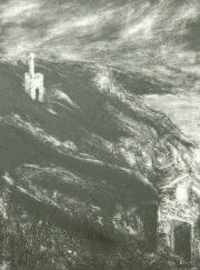 collagraph, 56 x 75 cms