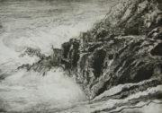 , etching, 60 x 42.5 cms,